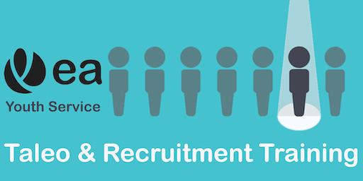 Youth Service Taleo & Recruitment Training