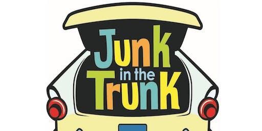 Junk in the Trunk Yard Sale 2019