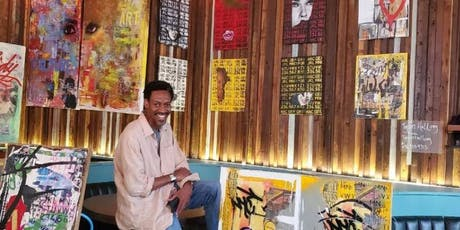 Artists Reception for  LOVE LIFE Exhibit   Tyson Hall  at ChaSHAMa tickets