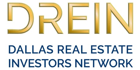 Dallas Real Estate Investors Network TRAINING MEETING - FT WORTH, TX tickets