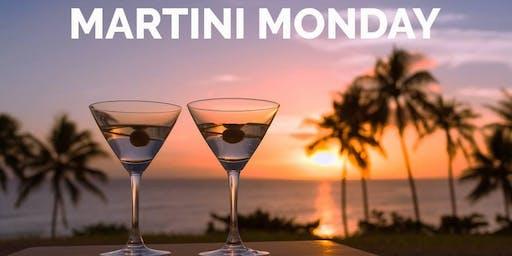 Martini Monday with Maria