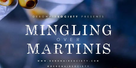 Mingling Over Martinis tickets