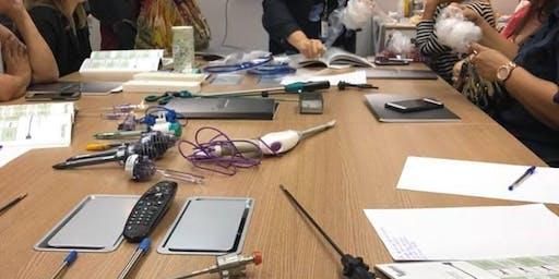Workshop em Alta Performance - Fios cirúrgicos