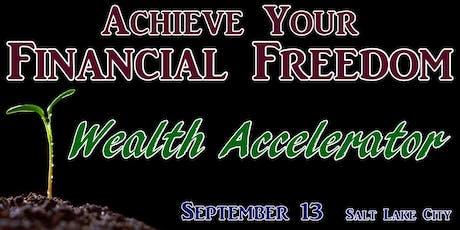 Wealth Accelerator September 2019 tickets
