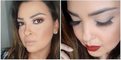 Aula de Auto-Maquiagem / Bianca Martine