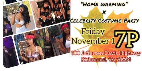 Celebrity Costume Party & Housewarming! Join me for an evening of fun. tickets