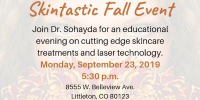 Skintastic Fall Event