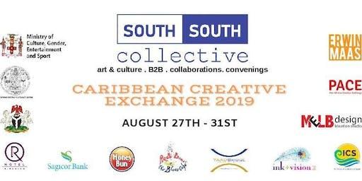 Caribbean Creative Exchange Welcome Gathering