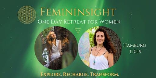 Femininsight. One Day Retreat for Women in Hamburg