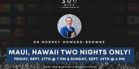 Maui, Hawaii tickets