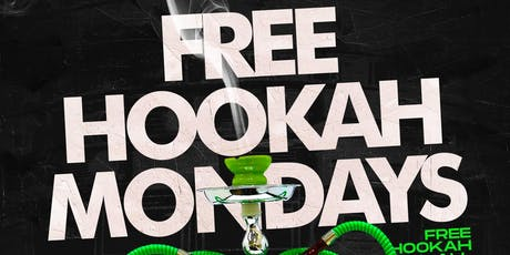 #CrAzYKaraoke Mondays FREE BIRTHDAY TABLE + FREE HOOKAHS at CRU DOWNTOWN tickets