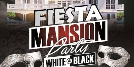 FIESTA MANSION PARTY tickets