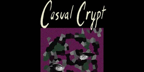 CASUAL CRYPT tickets