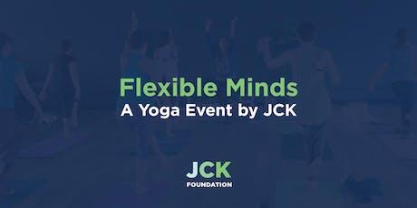 Flexible Minds - a Yoga Event by JCK tickets