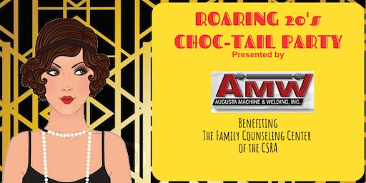 Roaring 20's Choc-Tail Party