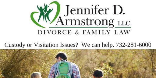 Free Informational Seminar: Child support, Custody & Parenting time