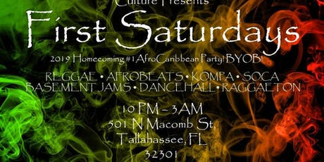 First Saturdays Homecoming BYOB! tickets