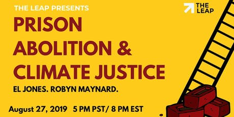 Prison Abolition & Climate Justice: Toronto Watch Party! tickets
