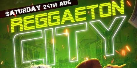 Reggaeton City  tickets