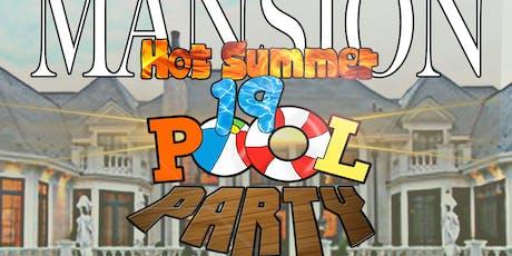 "Crowds Favorite DJs & Empire Boyz Presents "" HOT SUMMER 19 Pool Party "" tickets"