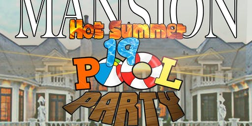 "Crowds Favorite DJs & Empire Boyz Presents "" HOT SUMMER 19 Pool Party """