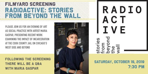 FilmYard Screening of Radioactive: Stories from Beyond the Wall.