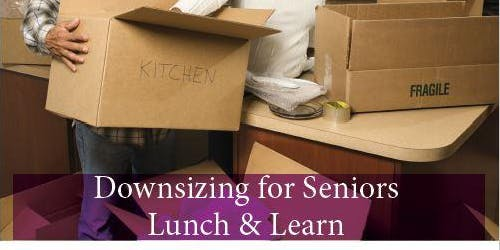 Overture Dr.Phillips Senior Downsizing Lunch'N' Learn