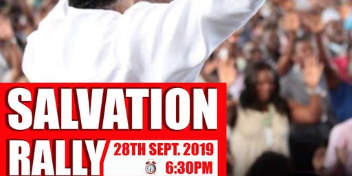 Salvation Rally