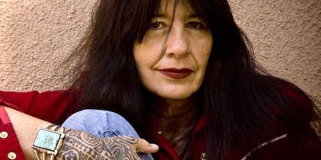 US Poet Laureate Joy Harjo tickets