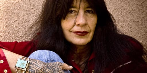 US Poet Laureate Joy Harjo