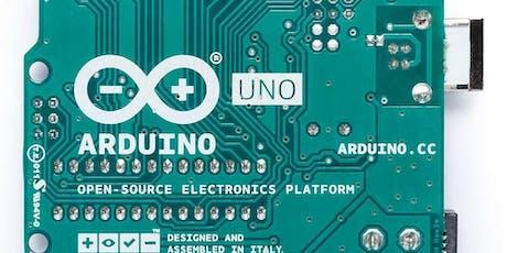 Arduino 2 tickets