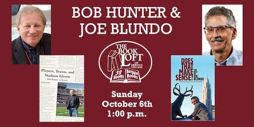 Conversation with Bob Hunter and Joe Blundo