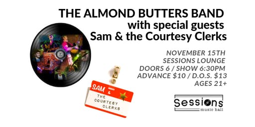 The Almond Butters Band