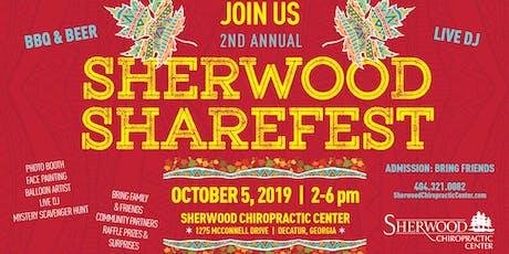 SHERWOOD SHAREFEST 2019 tickets