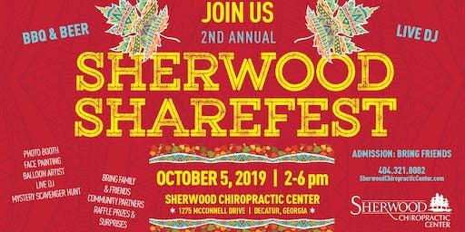SHERWOOD SHAREFEST 2019