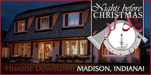 Nights before Christmas Candlelight Tour of Homes