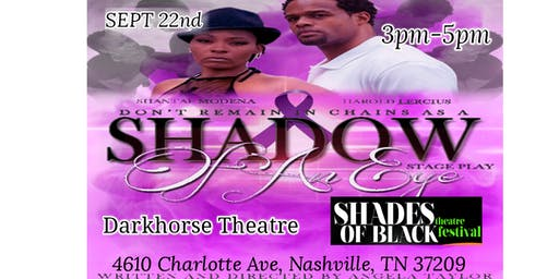 "Nashville ""Shadow of an Eye"" Stage Playlay"