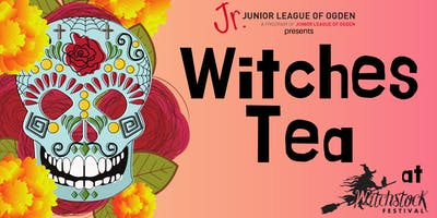 Witches Tea at Witchstock 2019
