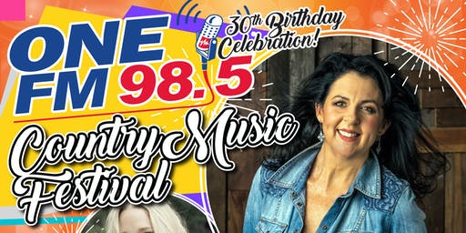 ONE FM 98.5 Country Musical Festival at Kidstown Celebrating 30 YRS