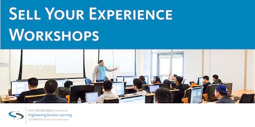 Sell Your Experience