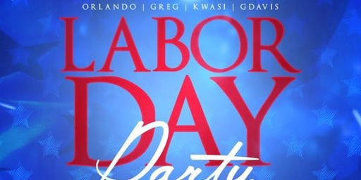 """Labor """"DAY"""" Party Explosion"""