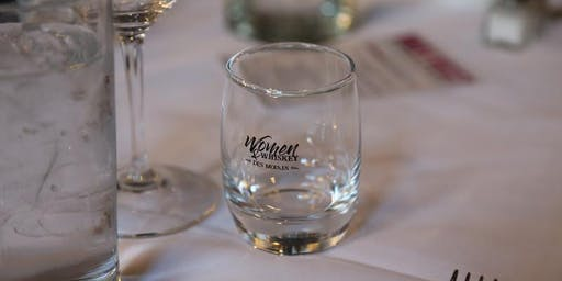 Women N Whiskey Pairing Dinner (Friday) Des Moines' Whiskey Fest