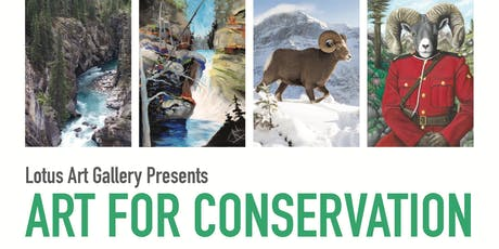 Art for Conservation  tickets