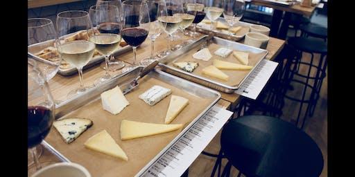 Wine & Cheese: Who Run the World? Girls!