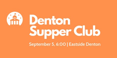 Denton Supper Club tickets