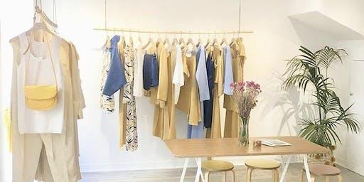 Paris Fashion Week boutique | Pop up Store