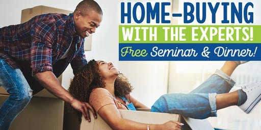 Home-Buying with the Experts Free Seminar & Dinner - CRCU Decker -Baytown
