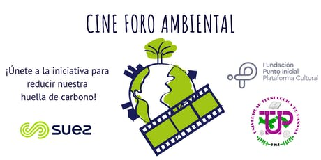 Cine Foro Ambiental  boletos