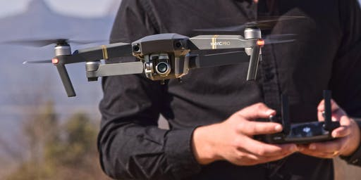 Introduction to Drones - October 5th, 2019
