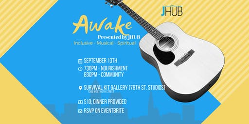 Awake presented by jHUB